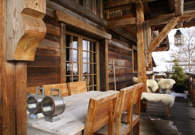 Chalet à L'Alpe d'Huez - Chalet la Rabolière