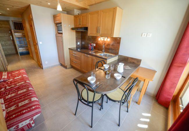 Appartement à L'Alpe d'Huez - Petit Duplex Aux Pieds Des Pistes Alpe d'Huez
