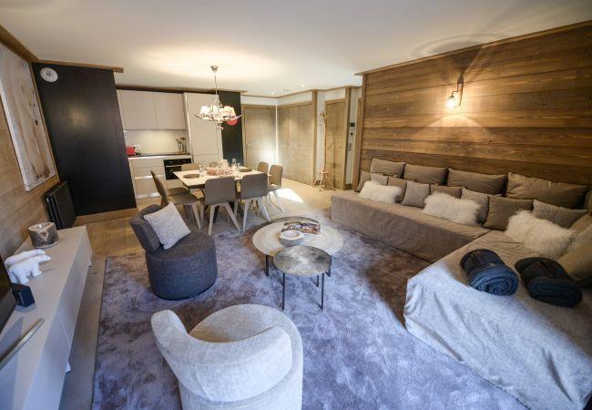 Appartement à L'Alpe d'Huez - Apprt H05 Chaleureux Centre Alpe d'Huez