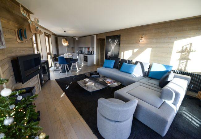 Appartement à L'Alpe d'Huez - Apprt H31 Moderne Centre Alpe d'Huez