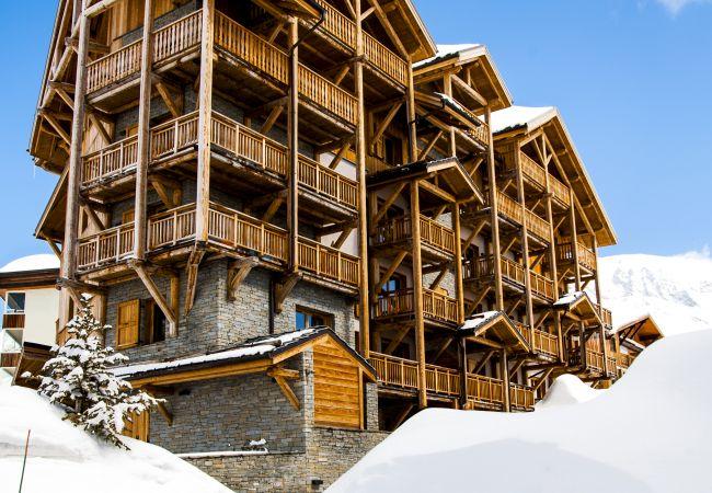 Appartement à L'Alpe d'Huez - Apprt H02 Montagnard Centre Alpe d'Huez