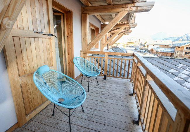 Appartement à L'Alpe d'Huez - Hermitage 12