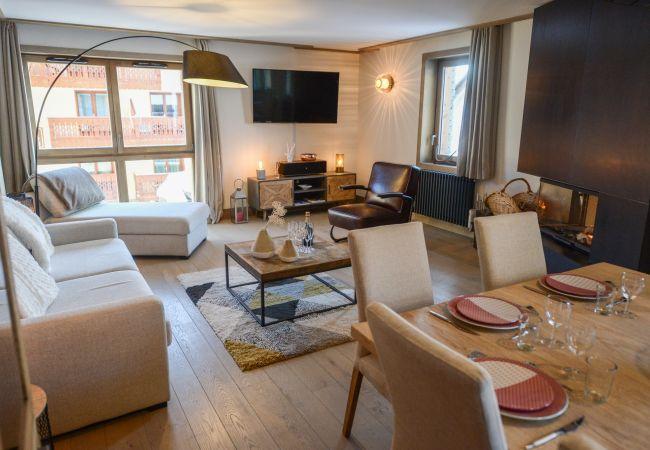 Appartement à L'Alpe d'Huez - Appart H11 Luxe Centre Alpe D'huez