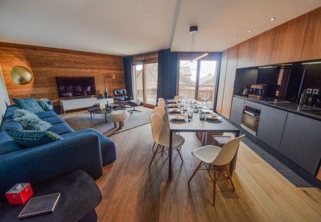 Appartement à L'Alpe d'Huez - Eden Blanc N°A1-13