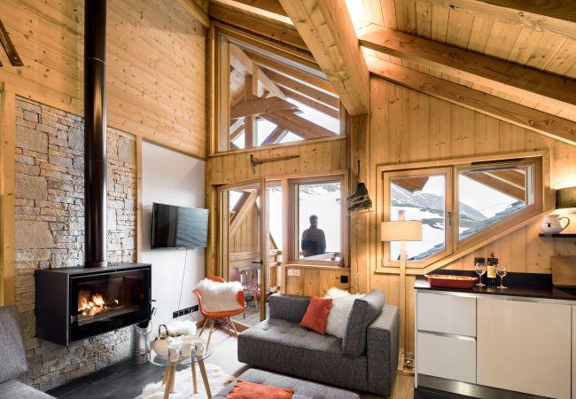 Appartement à L'Alpe d'Huez - Eden Blanc - Rêve de Montagne
