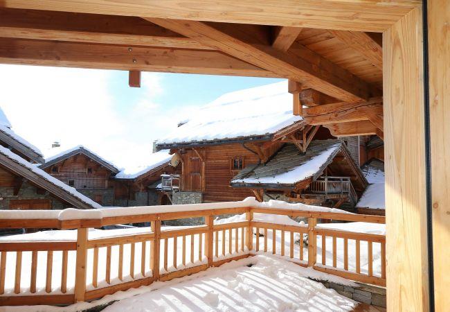 Appartement à L'Alpe d'Huez - Eden Blanc - Neve