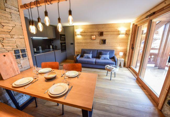 Appartement à L'Alpe d'Huez - Eden Blanc N°A1-24