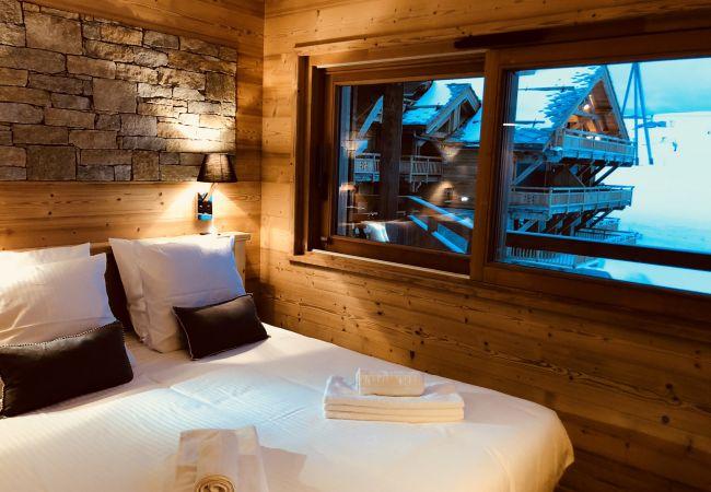 Appartement à L'Alpe d'Huez - Eden Blanc A1-24