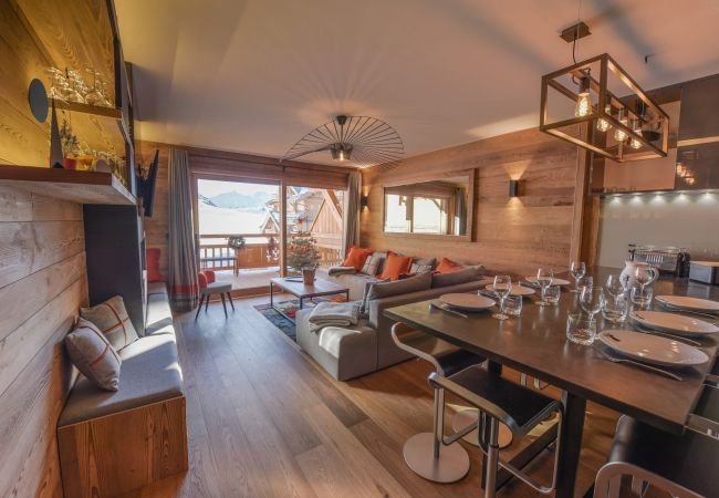Appartement à L'Alpe d'Huez - Eden Blanc N°B4-12