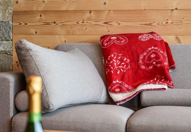 Appartement à L'Alpe d'Huez - Eden Blanc A2-03