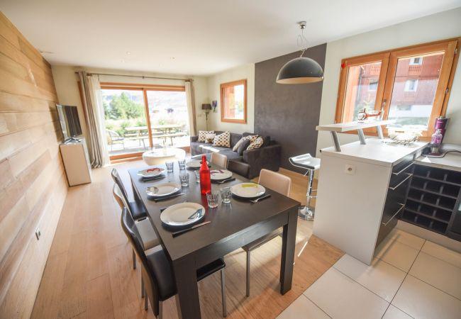 Appartement à L'Alpe d'Huez - Appart Emma 1 Cosy