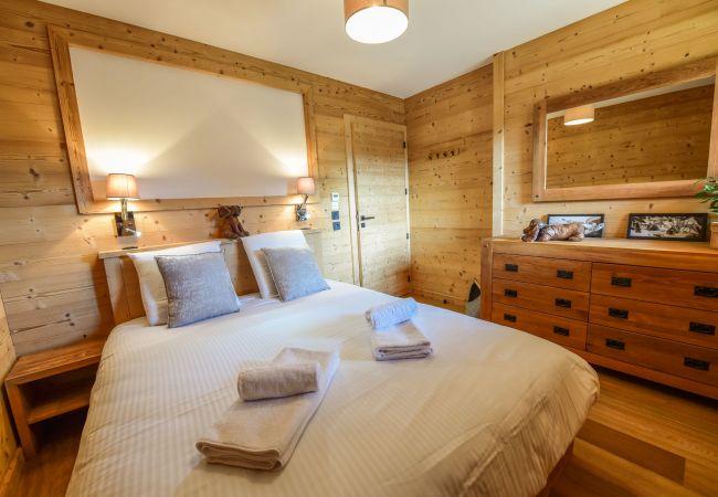 Appartement à L'Alpe d'Huez - Eden Blanc A1-02