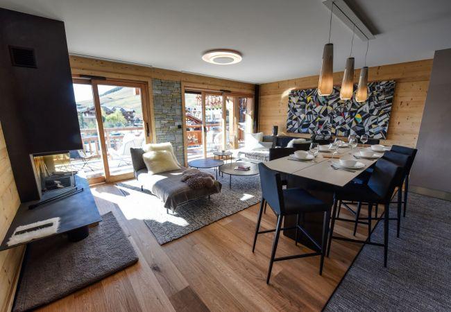 Appartement à L'Alpe d'Huez - Eden Blanc n°A1-11
