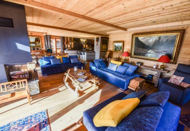 Appartement à L'Alpe d'Huez - Eden Blanc N°A1 21/22