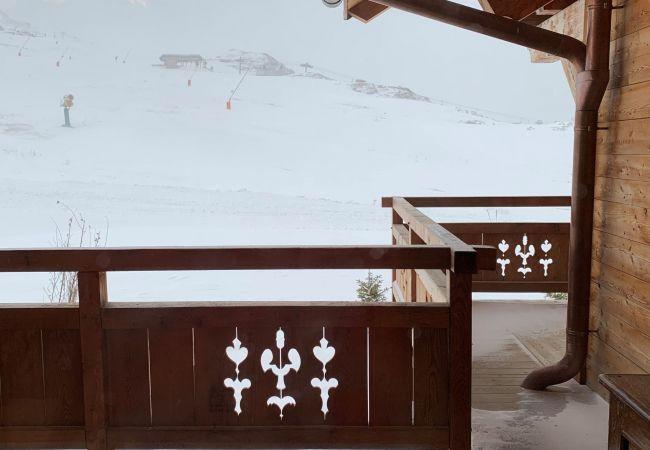 Appartement à L'Alpe d'Huez - Eden Blanc B5-12