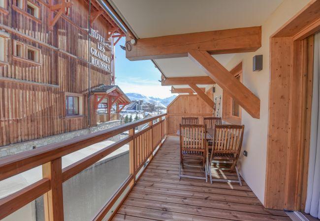 Appartement à L'Alpe d'Huez - Hameau Clotaire A03
