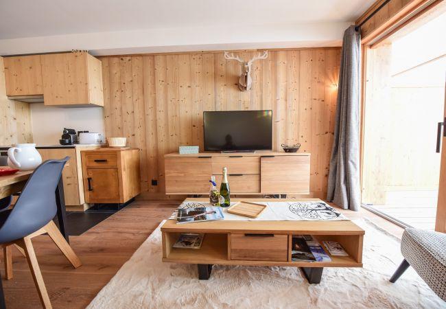 Appartement à L'Alpe d'Huez - Hameau Clotaire B28