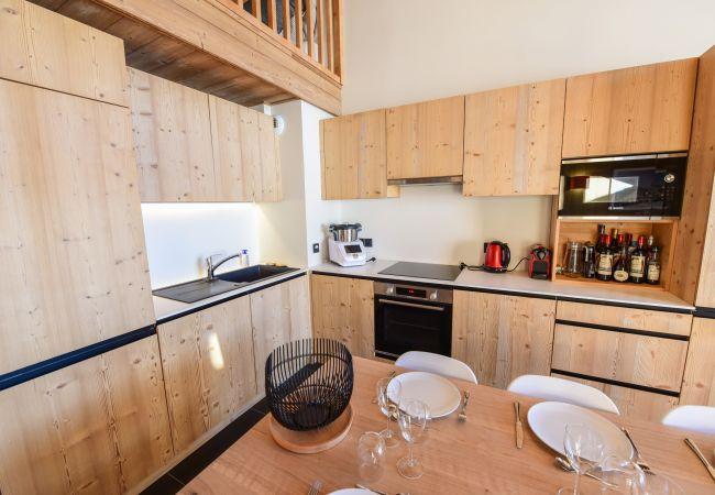 Appartement à L'Alpe d'Huez - Hameau Clotaire B25