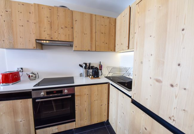 Appartement à L'Alpe d'Huez - Hameau Clotaire B41