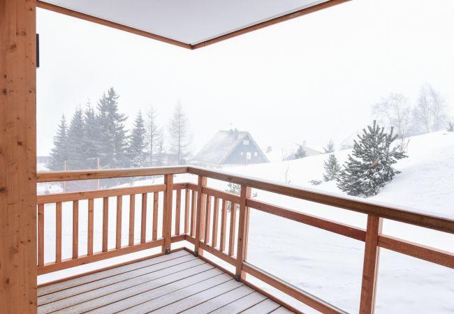 Appartement à L'Alpe d'Huez - Hameau Clotaire B24