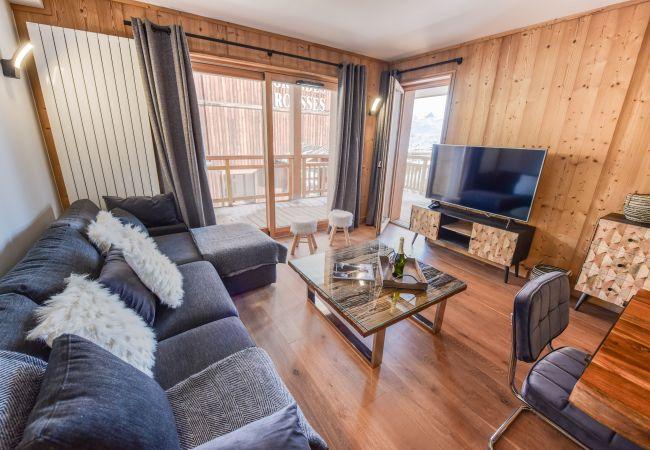 Appartement à L'Alpe d'Huez - Hameau Clotaire A09