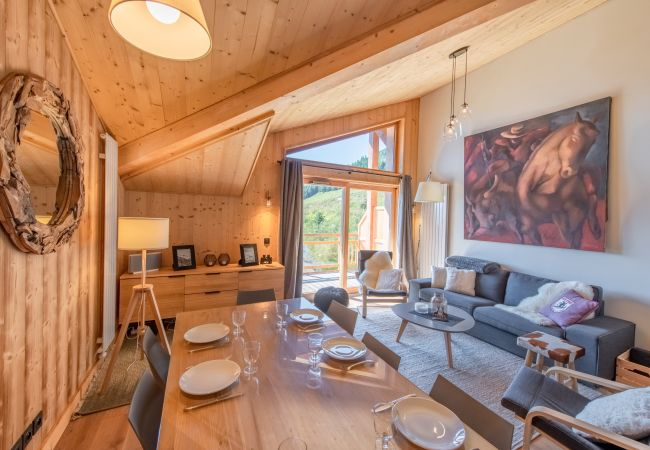 Appartement à L'Alpe d'Huez - Hameau Clotaire A20