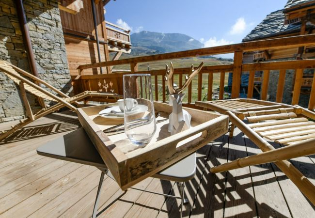 Appartement à L'Alpe d'Huez - Eden Blanc B3-12