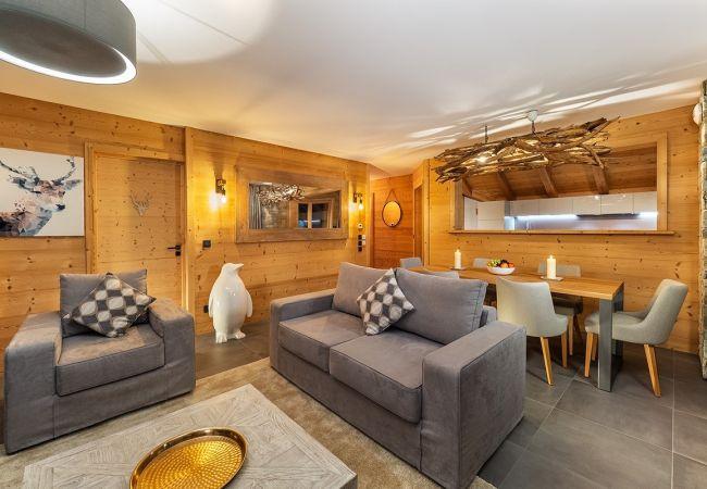 Appartement à L'Alpe d'Huez - Eden Blanc A2-21