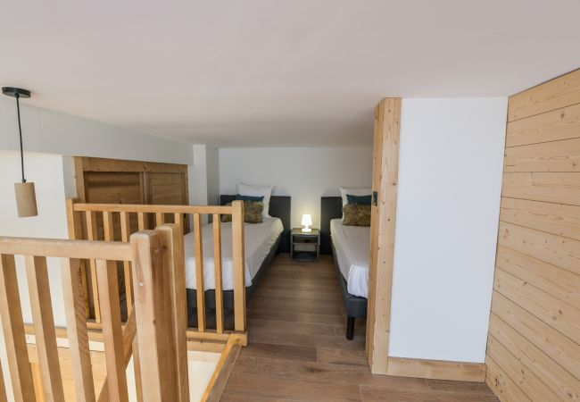 Appartement à L'Alpe d'Huez - Hameau Clotaire A01