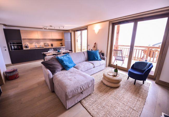 Apartment in L'Alpe d'Huez - Apprt H32 Contemporain Centre Alpe d'Huez