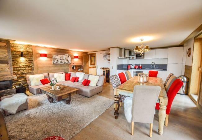 Apartment in L'Alpe d'Huez - Apprt H13 Spacieux Hypercentre Alpe d'Huez