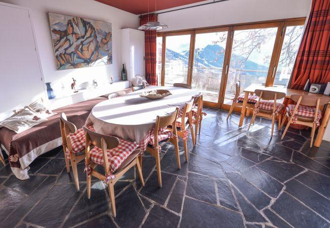 Chalet in L'Alpe d'Huez - L'Oursine Chalet Contemporain Alpe d'Huez