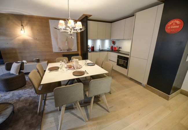 Apartment in L'Alpe d'Huez - Hermitage 05