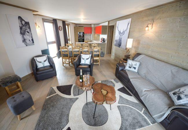 Apartment in L'Alpe d'Huez - Apprt H21 Convivial Hypercentre Alpe d'Huez