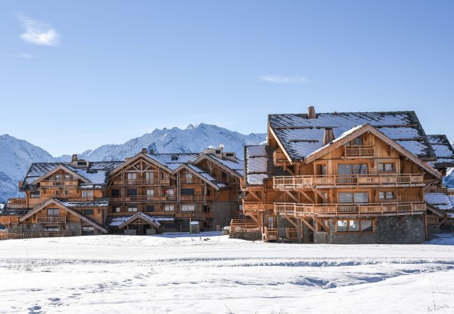 Apartment in L'Alpe d'Huez - Eden Blanc N°A1-24