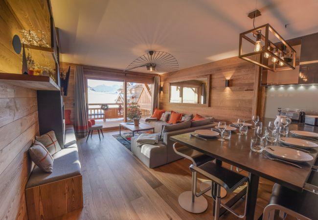 Apartment in L'Alpe d'Huez - Eden Blanc N°B4-12