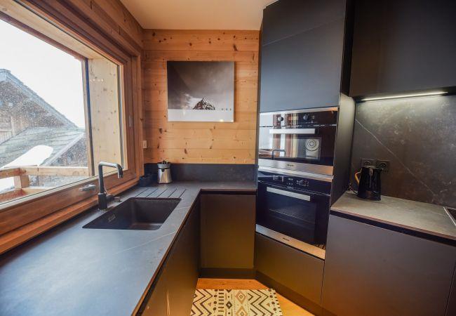 Apartment in L'Alpe d'Huez - Eden Blanc N°A2-12