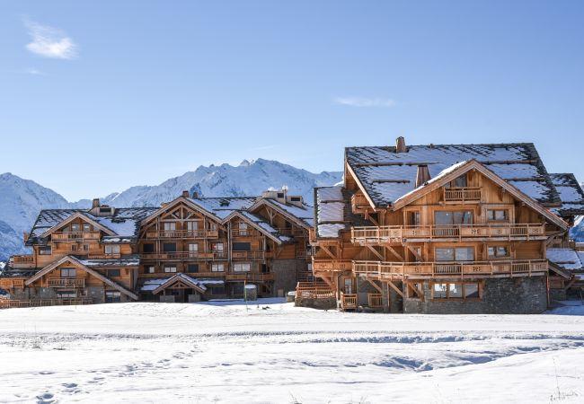 Apartment in L'Alpe d'Huez - Eden Blanc B4-21
