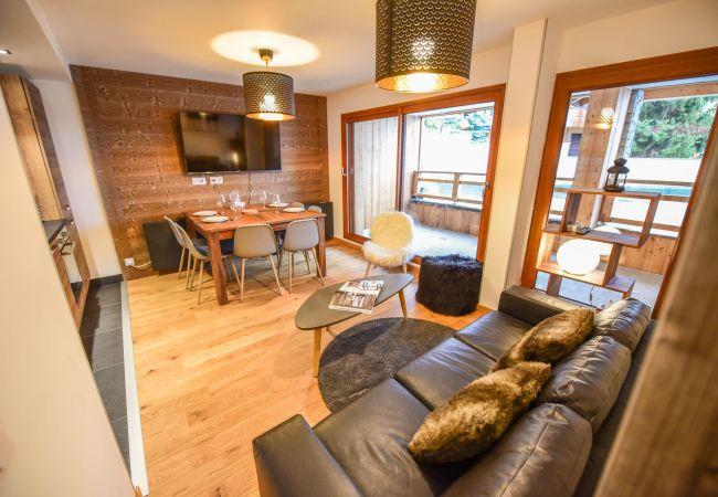 Apartment in L'Alpe d'Huez - Duplex B Le Kaila