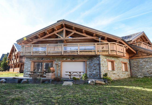 Apartment in L'Alpe d'Huez - Appartement Emma 1
