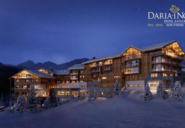 Apartment in L'Alpe d'Huez - Daria-I-Nor N°212