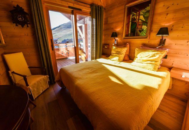 Apartment in L'Alpe d'Huez - Eden Blanc N°A1 21/22