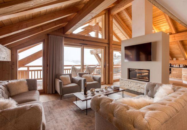 Apartment in L'Alpe d'Huez - Eden Blanc N° B5-21