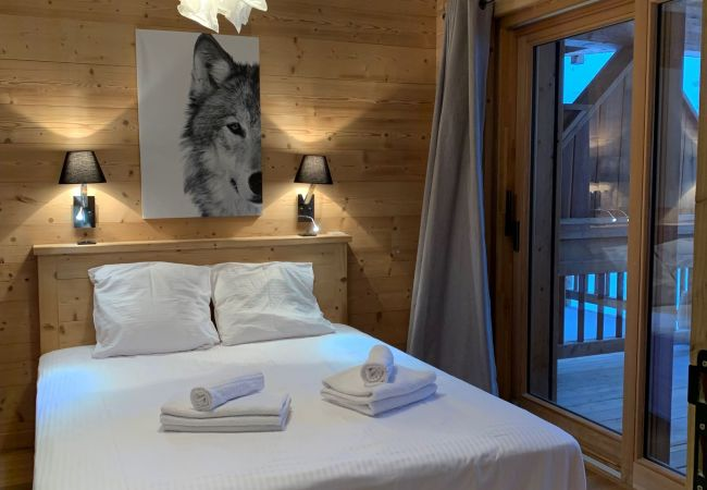 Apartment in L'Alpe d'Huez - Eden Blanc B5-12