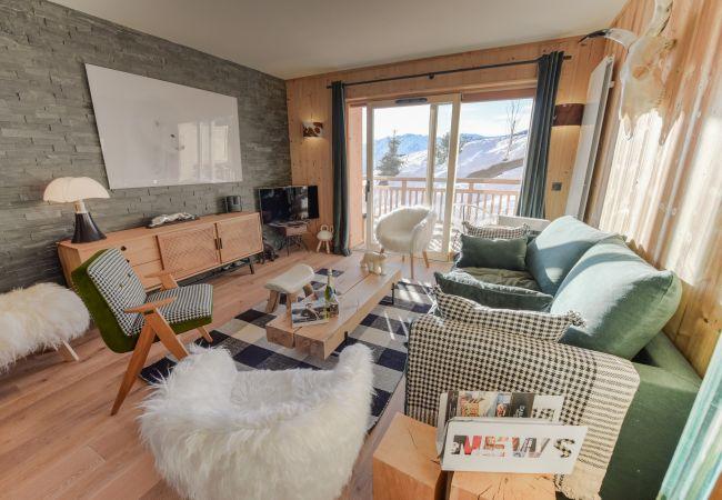 Apartment in L'Alpe d'Huez - Hameau Clotaire B35