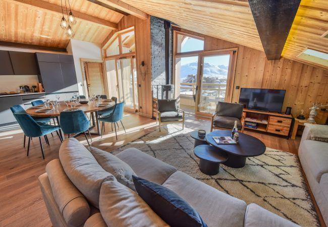 Apartment in L'Alpe d'Huez - Hameau Clotaire A19