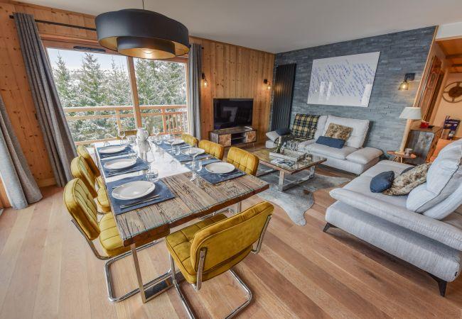 Apartment in L'Alpe d'Huez - Hameau Clotaire A16