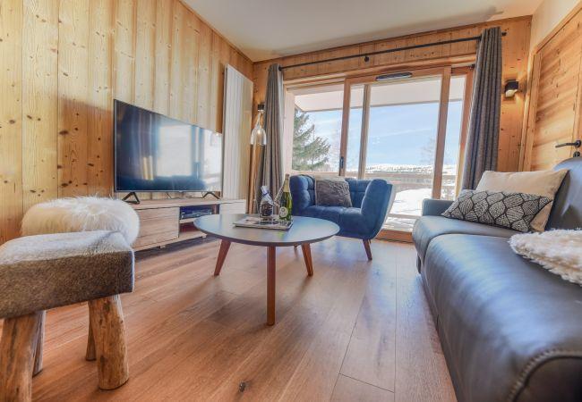 Apartment in L'Alpe d'Huez - Hameau Clotaire A12