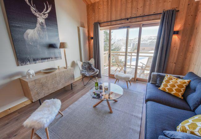 Apartment in L'Alpe d'Huez - Hameau Clotaire A17
