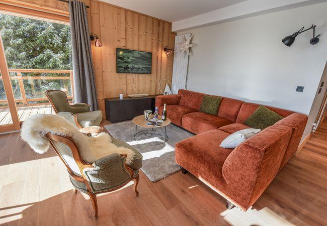 Apartment in L'Alpe d'Huez - Hameau Clotaire A06